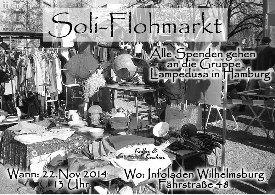 Soli-Flohmarkt
